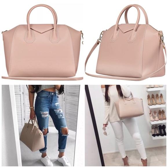 Fashion Drug Large Gigi Italian Leather Bag 49a8618cb7178